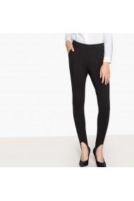 Pantaloni skinny La Redoute Collections GFE474 negru