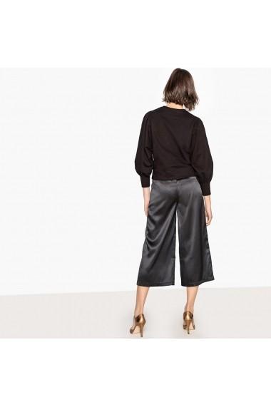 Pantaloni largi La Redoute Collections GFE476 negru