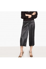 Pantaloni largi La Redoute Collections GFE476 negru