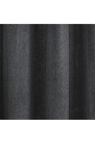 Draperii Naomyt AM.PM GFE544 150x350 cm gri