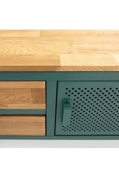 Bufet Agama La Redoute Interieurs GFE660 verde