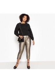 Pantaloni drepti CASTALUNA GFE693 auriu - els