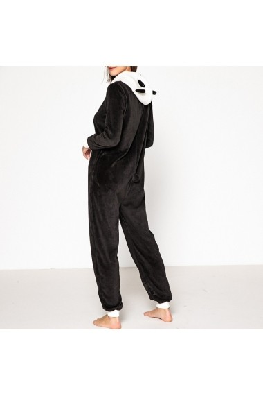 Pijama La Redoute Collections GFF076 negru
