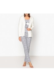 Pijama La Redoute Collections GFF092 gri