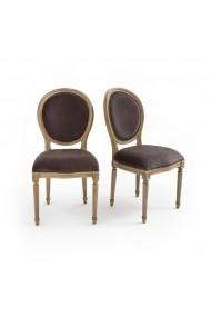 Set 2 scaune Trianon La Redoute Interieurs GFF424 gri