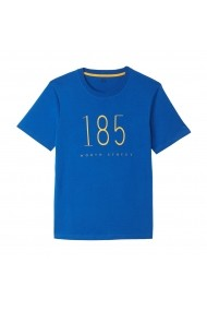 Tricou La Redoute Collections GFF458 albastru