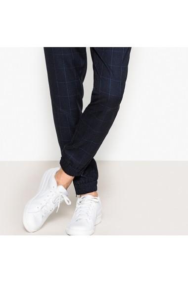 Pantaloni La Redoute Collections GFF634 bleumarin