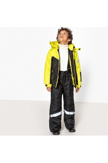 Pantaloni La Redoute Collections GFF832 negru
