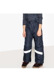 Pantaloni La Redoute Collections GFF987 bleumarin