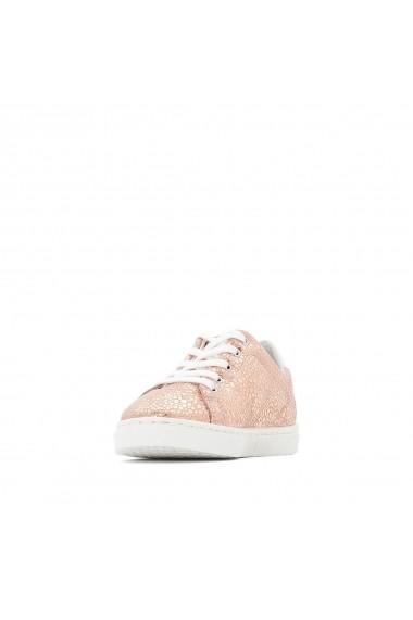 Pantofi sport La Redoute Collections GFG426 roz