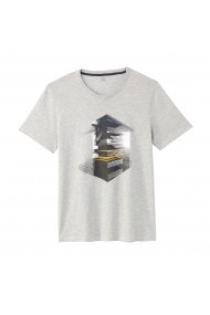 Tricou La Redoute Collections GFG484 gri