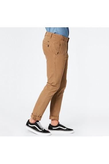 Pantaloni DOCKERS GFH458 maro