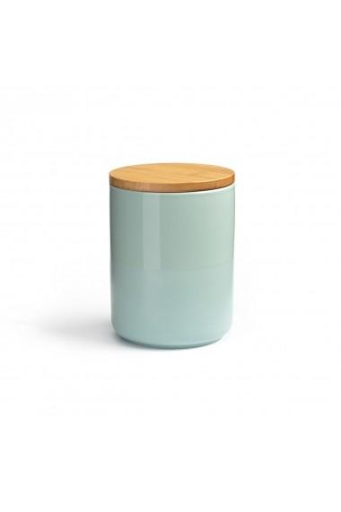 Vas din ceramica pentru depozitare Terbla La Redoute Interieurs GFH505 gri