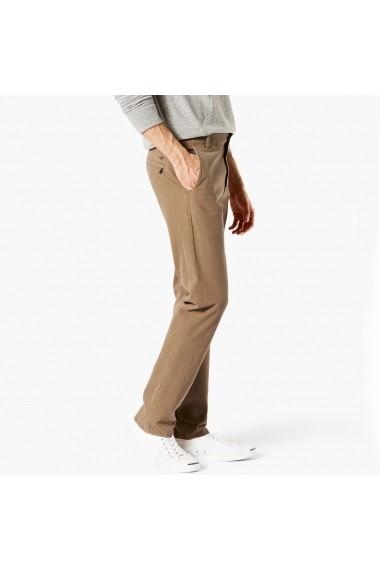 Pantaloni DOCKERS GFH517 maro