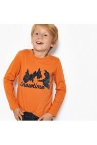 Bluza La Redoute Collections GFH881 portocaliu