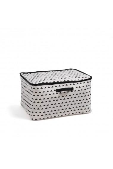 Cutie pentru depozitare Sikila La Redoute Interieurs GFI019 alb