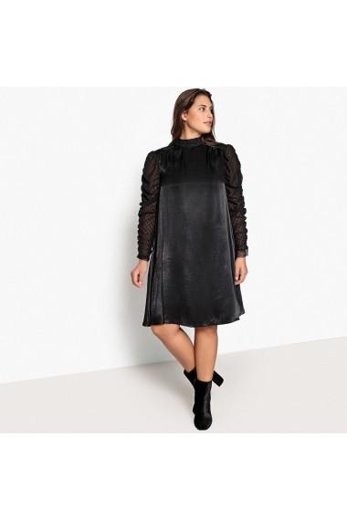 Rochie de seara CASTALUNA GFI309 negru