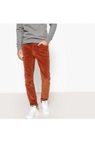 Pantaloni La Redoute Collections GFI381 maro