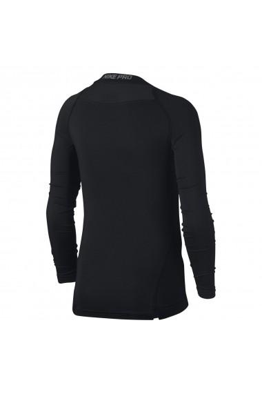 Bluza cu maneca 3/4. NIKE GFI542 negru - els
