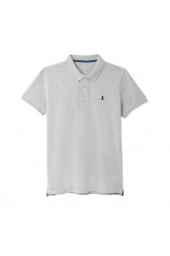 Tricou polo La Redoute Collections GFJ349 gri