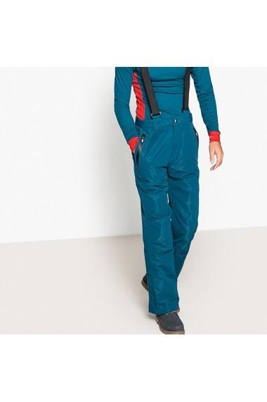 Pantaloni La Redoute Collections GFJ970 albastru