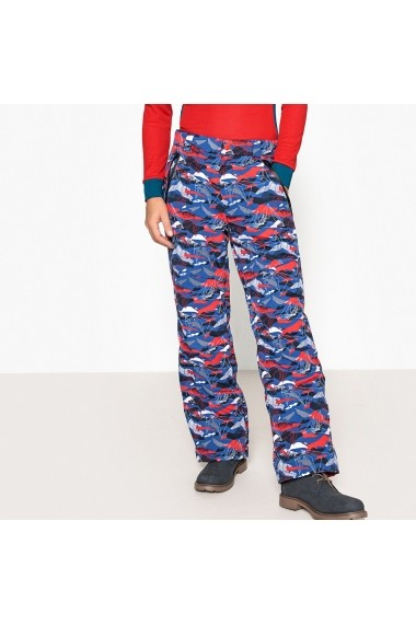 Pantaloni La Redoute Collections GFJ975 albastru