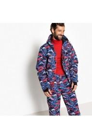 Geaca de snowboard La Redoute Collections GFJ977 albastru