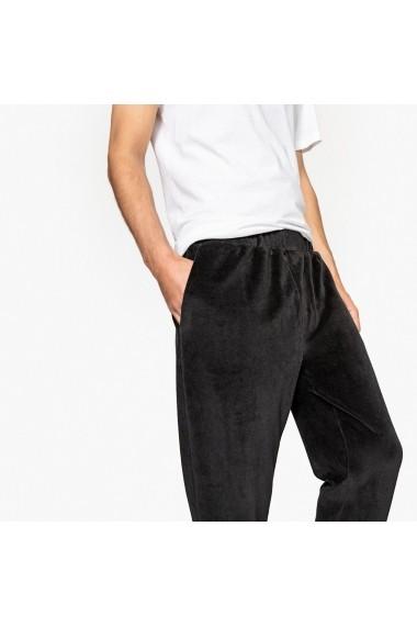 Pantaloni de pijama La Redoute Collections GFK508 negru