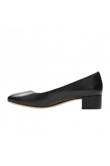 Pantofi CLARKS GFK733 negru