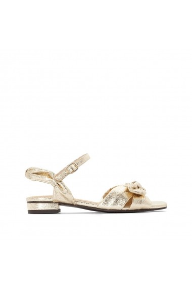 Sandale La Redoute Collections GFK739 auriu
