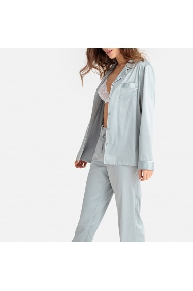Pijama La Redoute Collections GFK860 gri