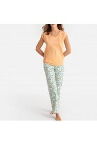 Pijama La Redoute Collections GFK920 roz - els