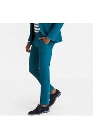 Pantaloni La Redoute Collections GFL127 albastru