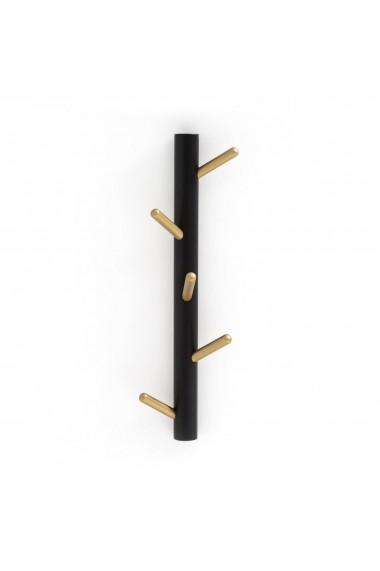 Cuier vertical de perete Suspenso La Redoute Interieurs GFL233 negru