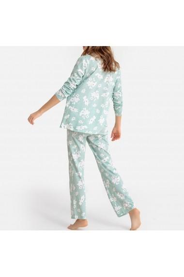 Pijama ANNE WEYBURN GFL390 verde