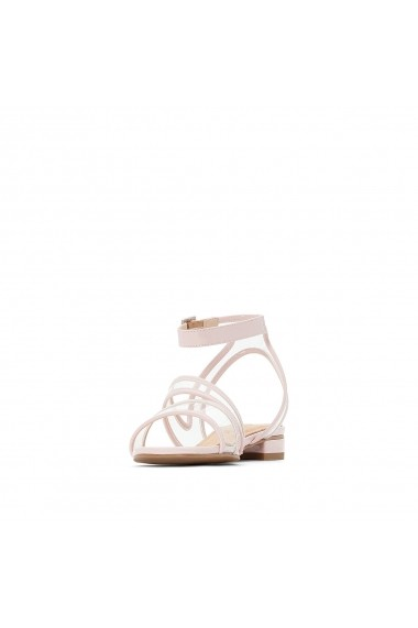 Sandale La Redoute Collections GFL399 roz