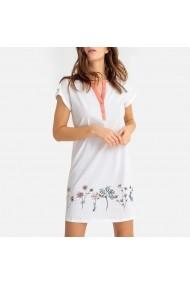 Camasa de noapte ANNE WEYBURN GFL419 alb