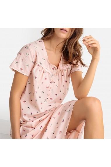 Camasa de noapte ANNE WEYBURN GFL446 roz