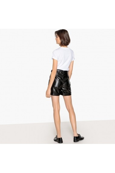 Pantaloni scurti MADEMOISELLE R GFL527 negru