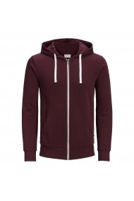 Hanorac JACK & JONES GFM237 bordo