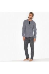 Pijama La Redoute Collections GFM717 gri