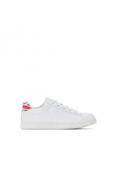Pantofi sport La Redoute Collections GFM771 alb