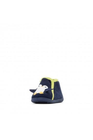 Papuci de casa La Redoute Collections GFN263 albastru