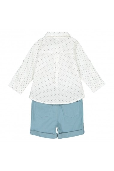 Set bluza si pantalon La Redoute Collections GFN444 albastru