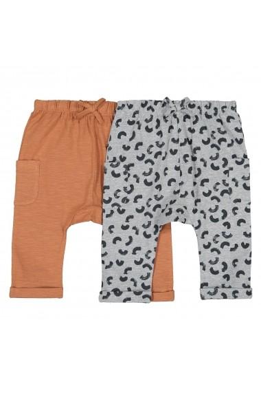 Set 2 pantaloni sport La Redoute Collections GFN617 rosu
