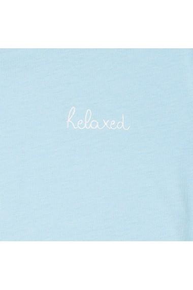 Tricou La Redoute Collections GFN938 albastru