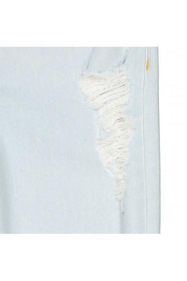 Jeansi skinny La Redoute Collections GFN969 albastru