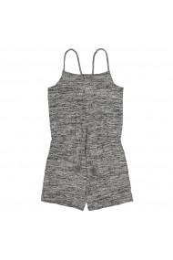 Pijama tip salopeta La Redoute Collections GFO050 gri