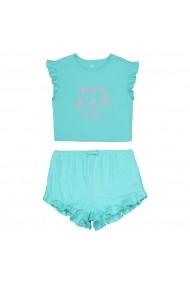 Pijama La Redoute Collections GFO075 albastru