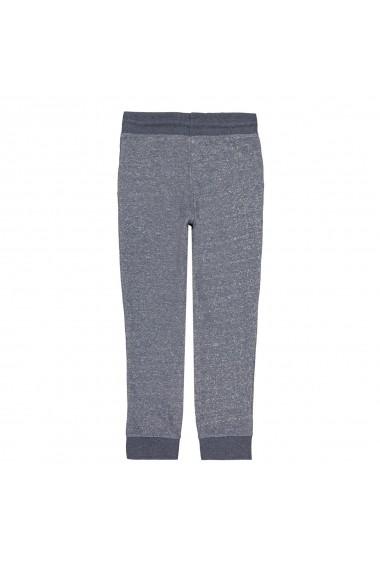 Pantaloni sport La Redoute Collections GFO162 bleumarin